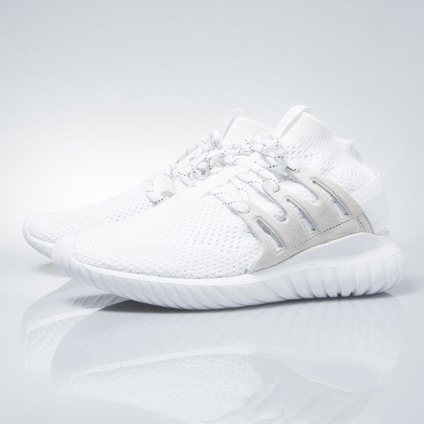Sneakers buty Adidas Originals Tubular Nova PK white (S80106)