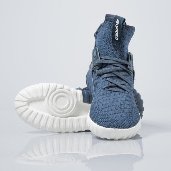 Sneakers buty Adidas Originals Tubular X Knit midnight (S81675)