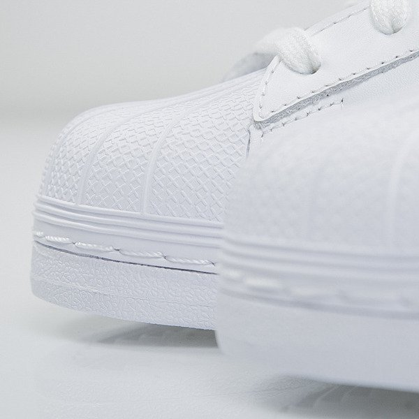 Sneakers buty Adidas Superstar Foundation white / white B27136