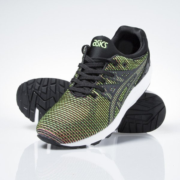 Sneakers buty Asics Gel-Kayano Trainer Evo gecko green / guava (HN6D0-8873)