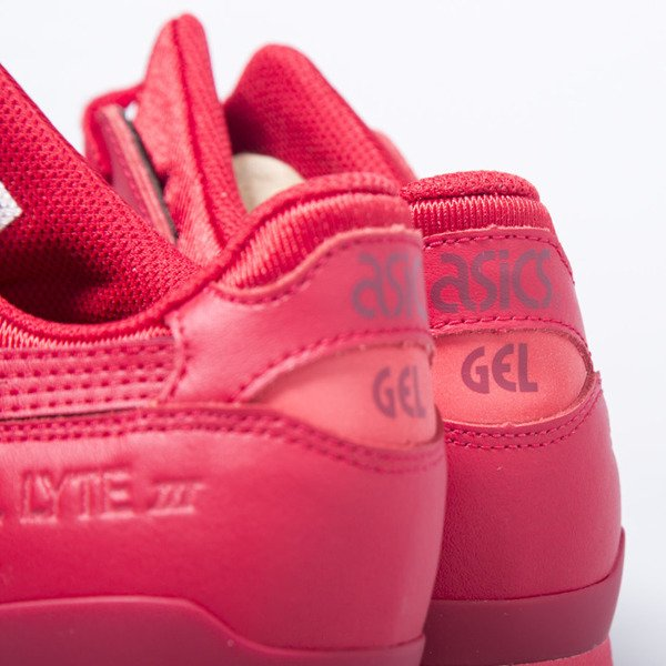 Sneakers buty Asics Gel-Lyte III red (H63QK-2323)