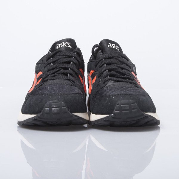 Sneakers buty Asics Gel-Lyte V black/chili (H6D2Y-9024)