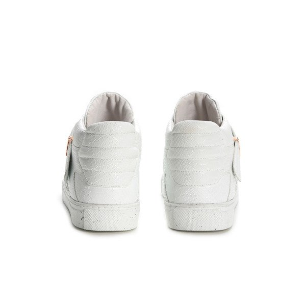 Sneakers buty Cayler&Sons Sashimi white python/rose gold