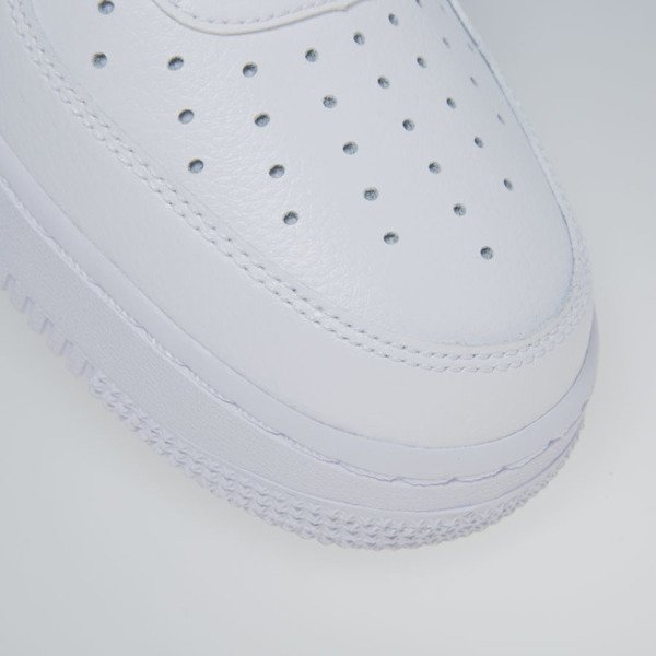 Sneakers buty Nike Air Force 1 Hihg '07 white / white (315121-115)