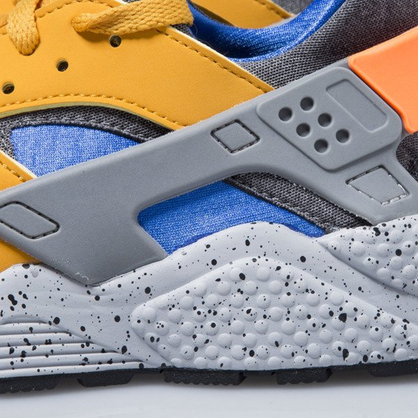 Sneakers buty Nike Air Huarache Run SE gold lf / hyper cobalth-hyper cobalth-anthare (852628-700)
