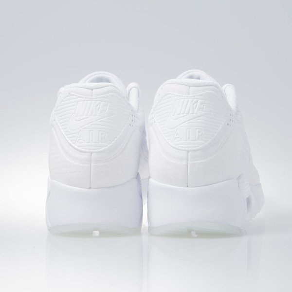 Sneakers buty Nike Air Max 90 Ultra Moire white (819477-111)