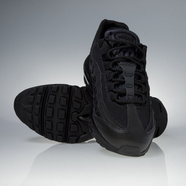 Sneakers buty Nike Air Max 95 Essential black / black (749766-009)