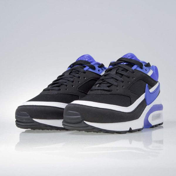 Sneakers buty Nike Air Max Bw Og black / persian violet-white (819522-051)