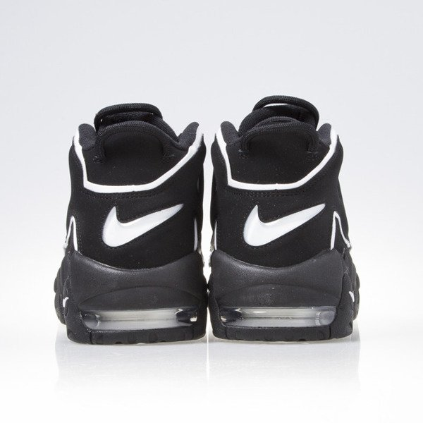 Sneakers buty Nike Air More Uptempo black / white-black (414962-002)