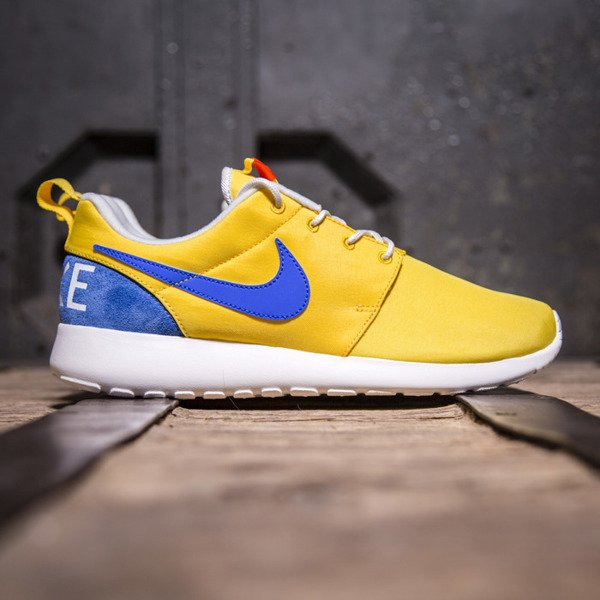 Sneakers buty Nike Roshe One Retro varsity maize (819881-741)