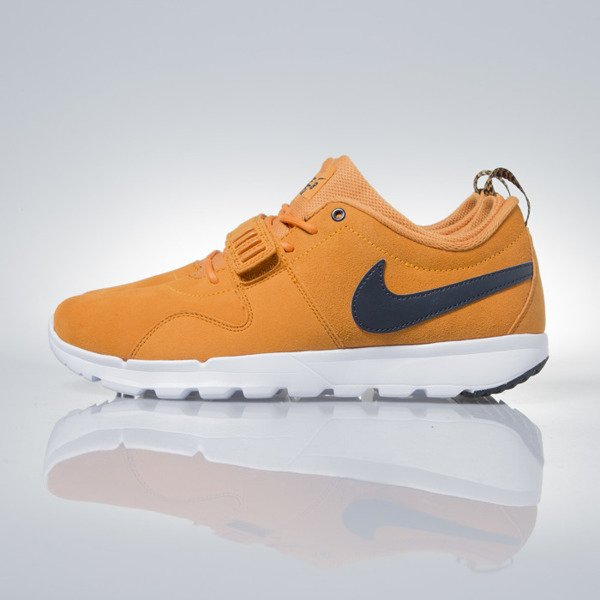 Sneakers buty Nike SB Trainerendor L sunset / white (806309-741)