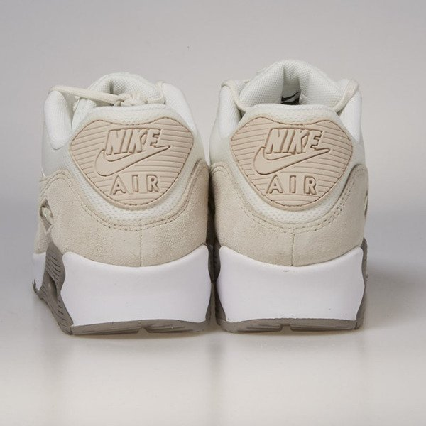 Sneakers buty Nike WMNS Air Max 90 light orewood brown / sail cobblestone - white 325213-129