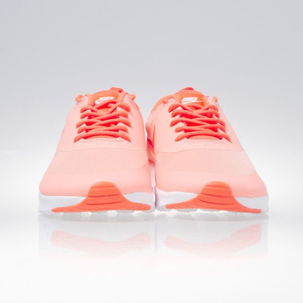Sneakers buty Nike WMNS Air Max Thea atomic pink / ttl crimson-white (599409-608)