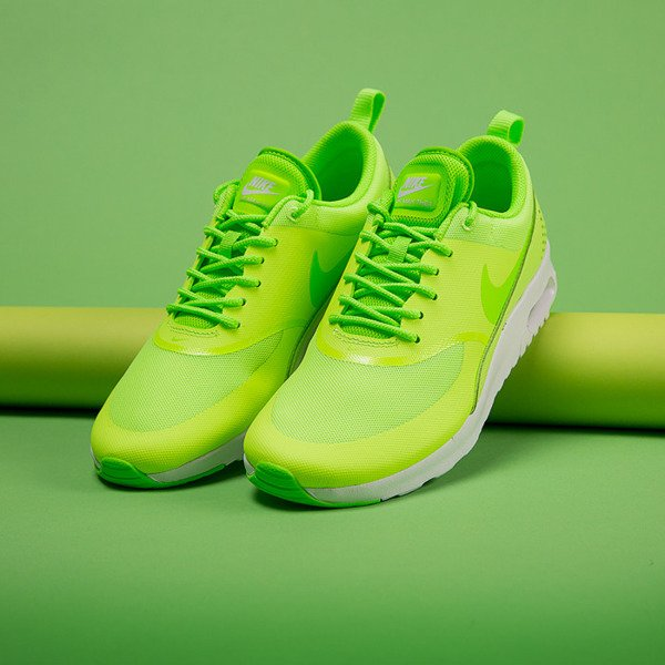 Sneakers buty Nike WMNS Air Max Thea ghost green / elctrc green-white (599409-306)