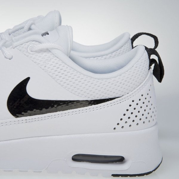 Sneakers buty Nike WMNS Air Max Thea white / black (599409-103)