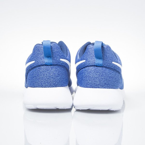 Sneakers buty Nike WMNS Roshe One coastal blue / white-blue spark (844994-400)