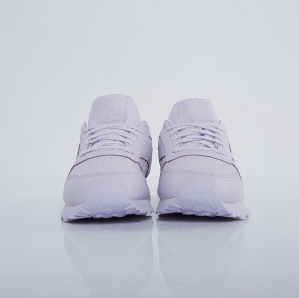 Sneakers buty Reebok Classic Leather Spirit x FACE Stockholm sharing / white / energy (V69379)