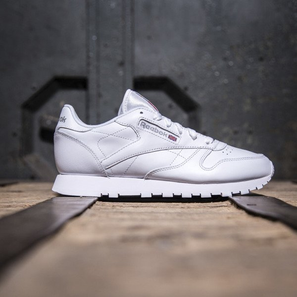 Sneakers buty Reebok Classic Leather white (2232)