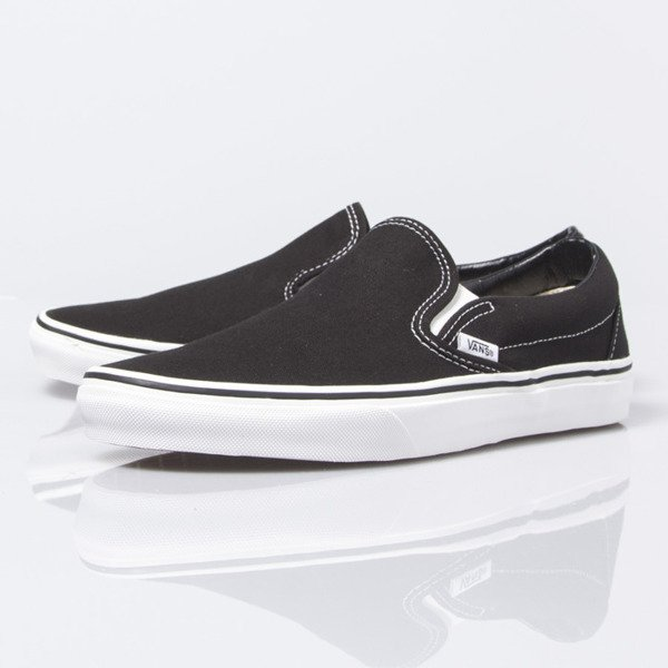 Sneakers buty Vans Classic Slip-On black (VN-0EYEBLK)