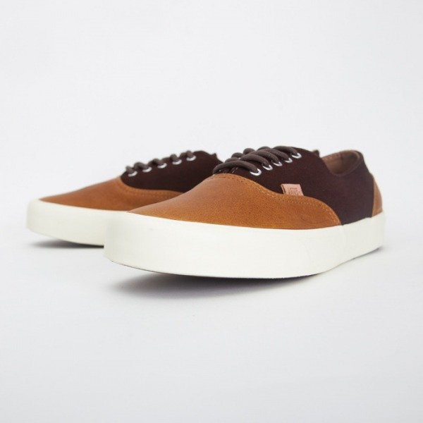 Sneakers buty Vans Era Decon CA 2 Tone Cathay Spice / Java (OX1D8M)