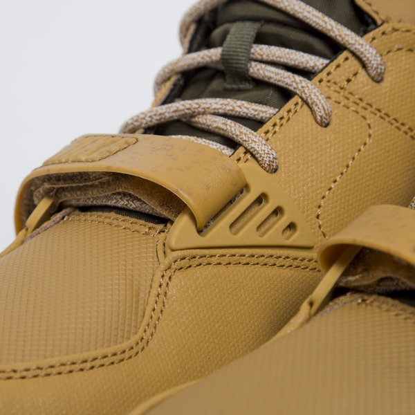 Sneakers buty zimowe Nike Air Trainer SC 2 Boot wheat / darl loden - sail (80581-700)