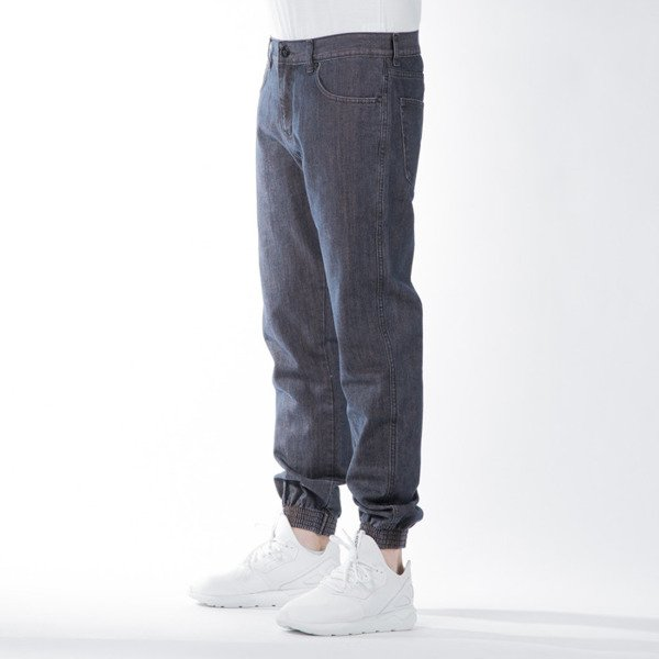 Spodnie Prosto Jeans Slim Jogger 2 red washed