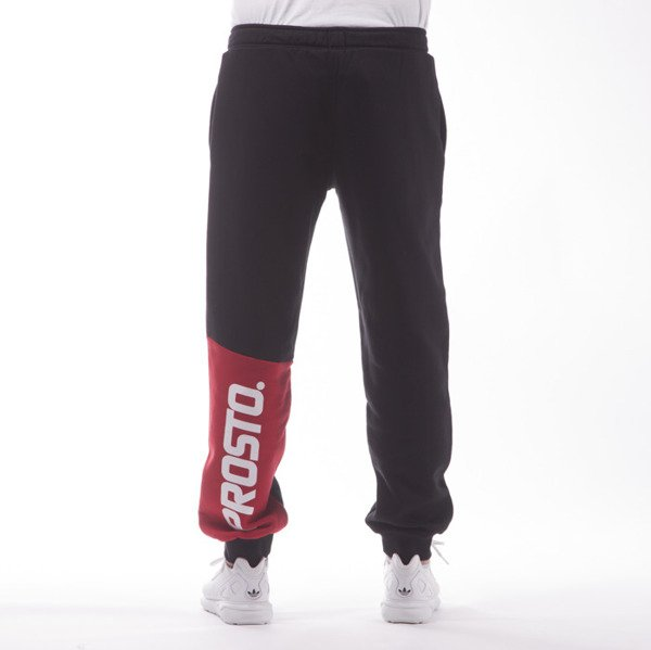 Spodnie dresowe Prosto Klasyk Pants Right black