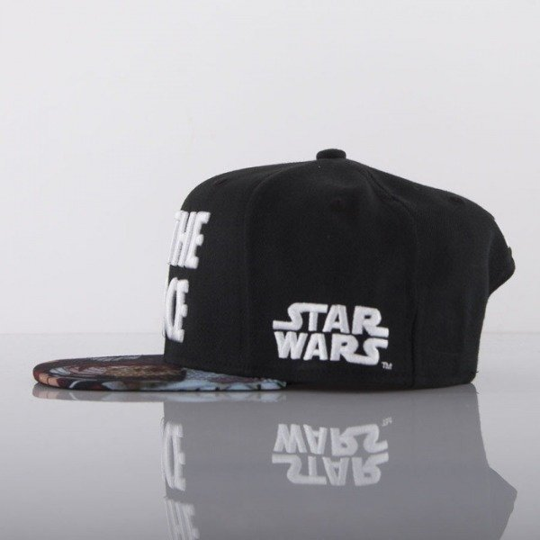 Starter czapka Star Wars snapback black Quote Force