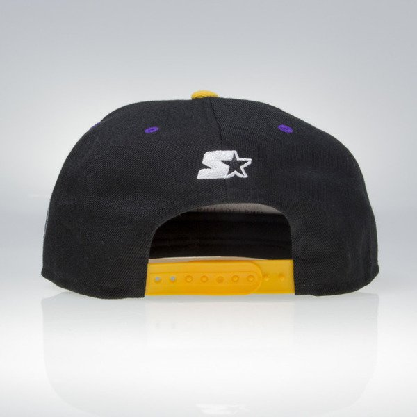 Starter czapka snapback City Icon black / white (ST-618)