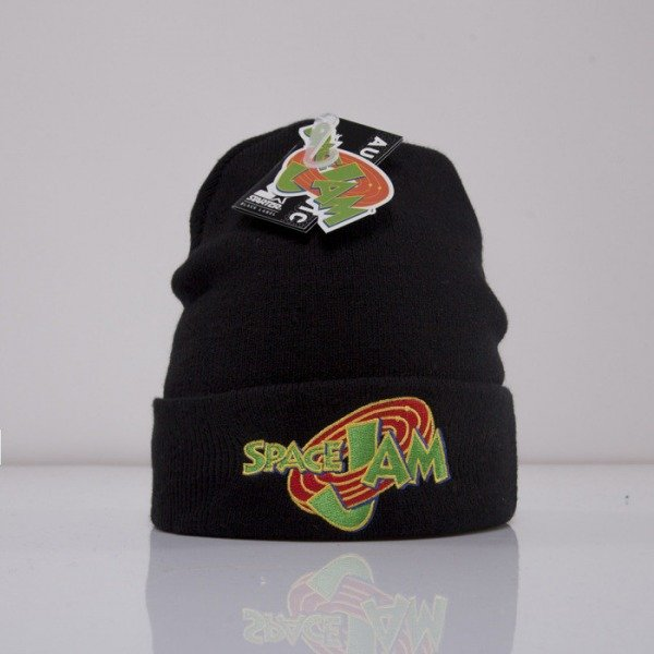 Starter czapka zimowa Space Jam black Core Knit SJ-023