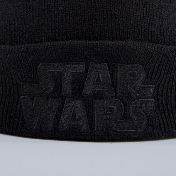 Starter czapka zimowa Star Wars black/black Icon Knit