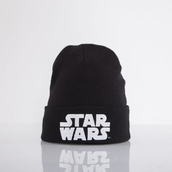 Starter czapka zimowa Star Wars black/gitd Icon Knit