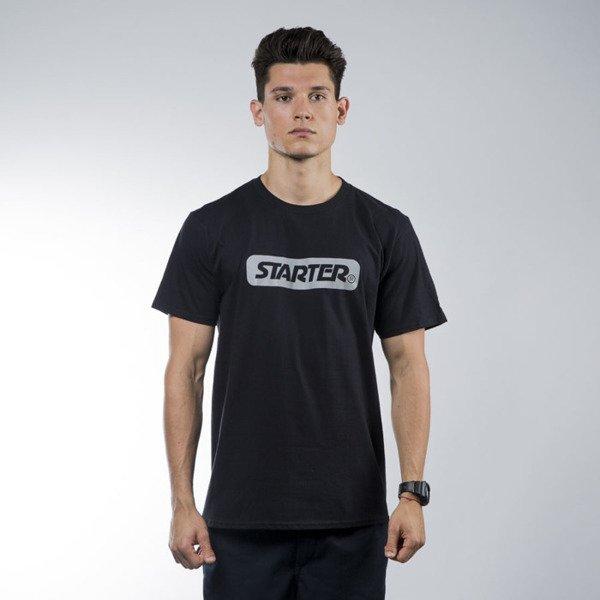 Starter Koszulka T Shirt Box Logo Black 3m St T892