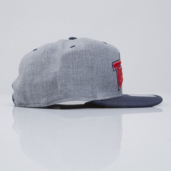 Starter x Space Jam czapka snapback Tune Squad 2Tone heather grey (SJ-044)