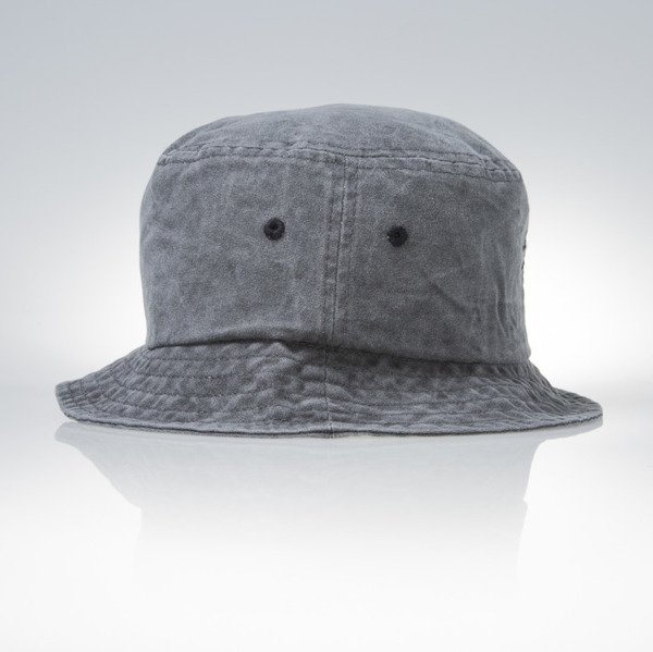Stussy bucket hat kapelusz Smooth Stock Enzyme black