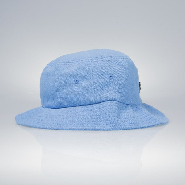 Stussy bucket hat kapelusz Stock Logo Pique blue