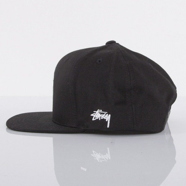 Stussy czapka snapback Money black