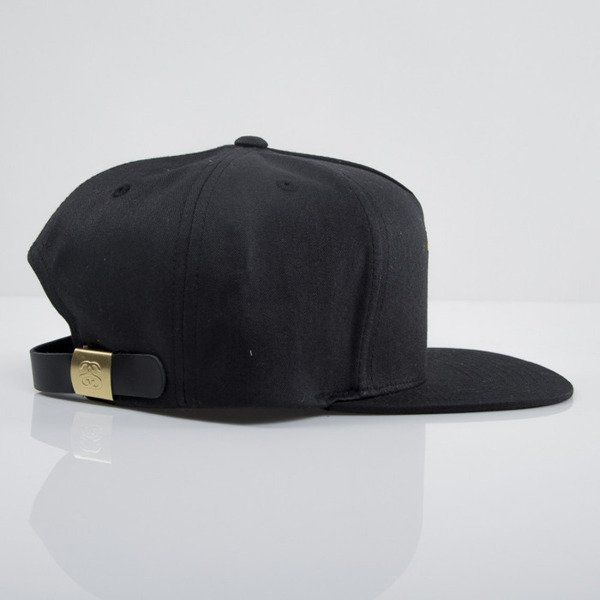 Stussy czapka strapback World Tour Lux black