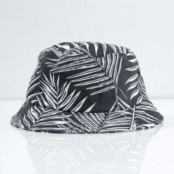 Stussy kapelusz bucket hat Palm black