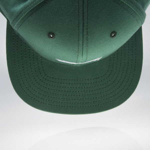 Stussy snapback czapka Smooth Stock Enzyme green