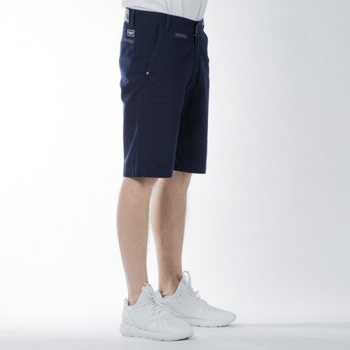 Szorty Backyard Cartel Shorts Classic fit navy
