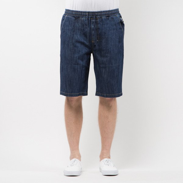 Szorty Mass Denim Shorts Jeans Drop regular fit rinse SS 2017