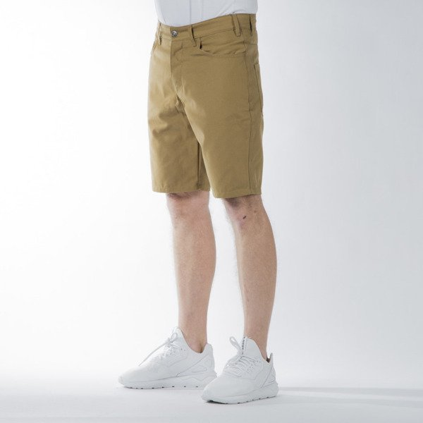 Szorty Turbokolor Classic Shorts olive / dune camo