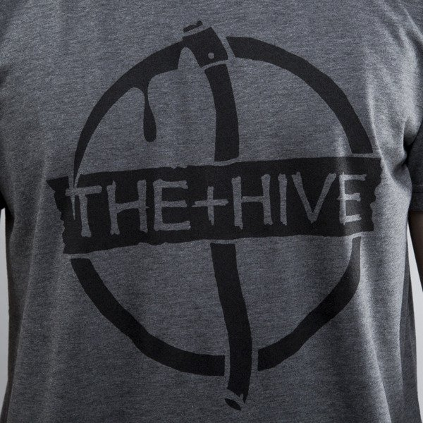 The Hive koszulka Hive grey