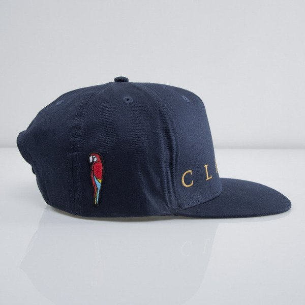 The Wildest Streetwear czapka snapback Classick navy