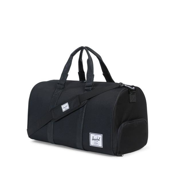 Torba Herschel bag Novel Duffle black (10026-00535)