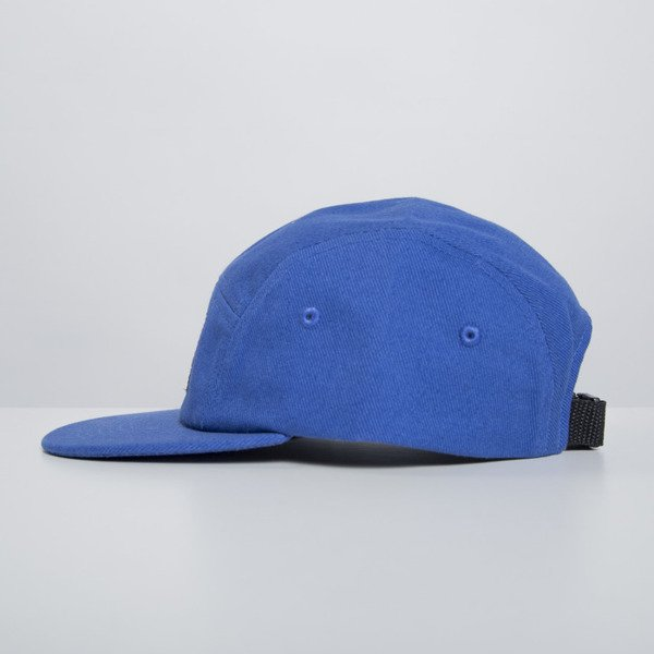 Turbokolor czapka strapback Five Panel Cap Basic blue