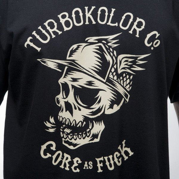 Turbokolor koszulka Core Tee black