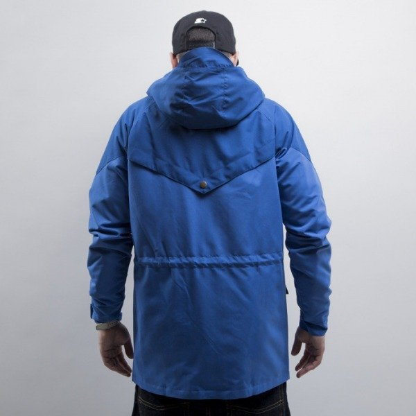 Turbokolor kurtka Ewald Plus Jacket - Navy / Blue