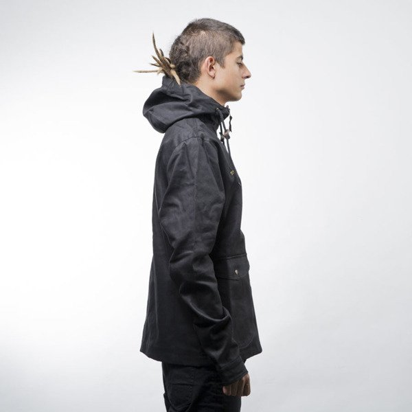 Turbokolor kurtka Jacket Sherman Canvas black